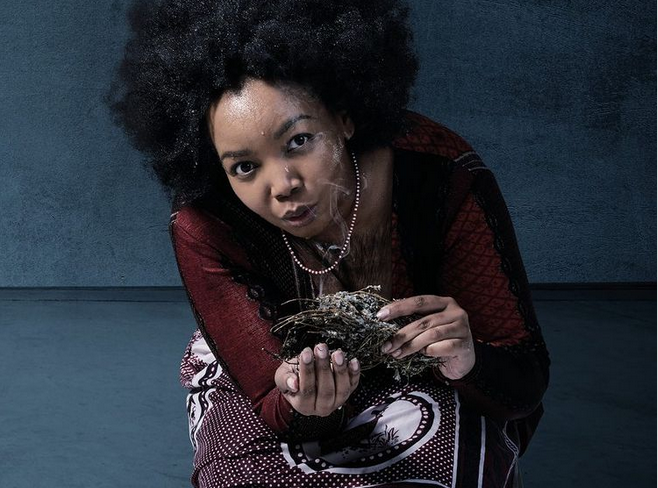 Thembisa Mdoda-Nxumalo Wins Contract With 'Showmax' And Dedicate It To Her Mom