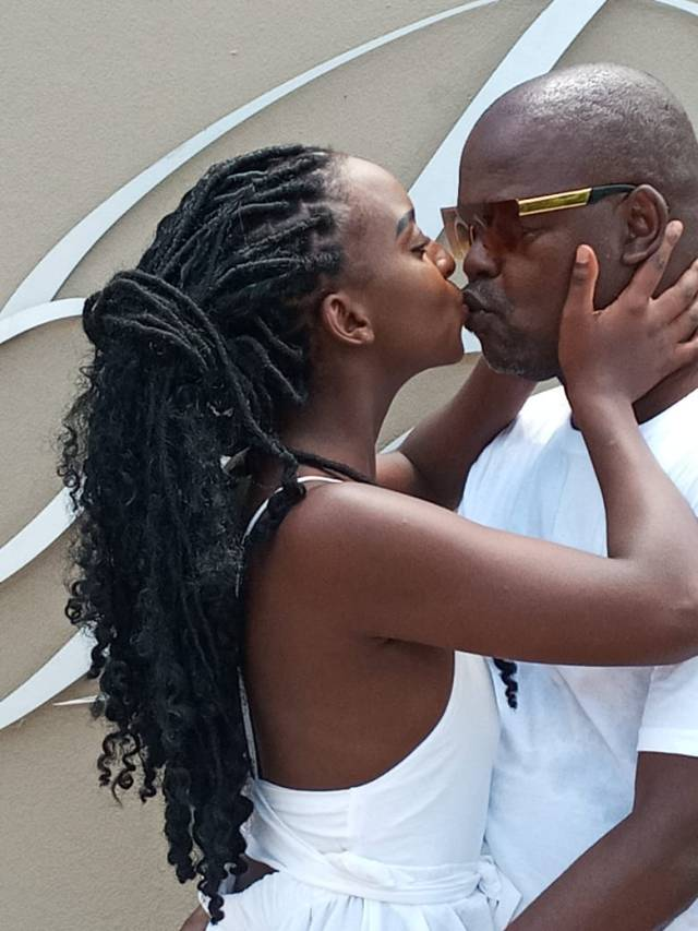Veteran Actor Seputla Sebogodi and his young Girlfriend's age difference shocks Mzansi