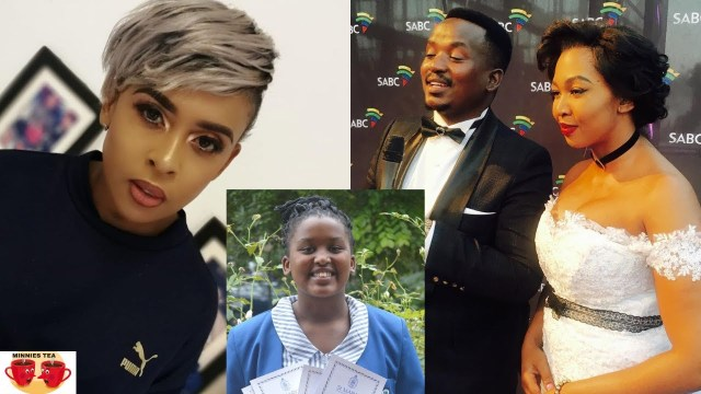 Nonku Williams' Daughter Pays Late Father, Sfiso Ncwane A Visit