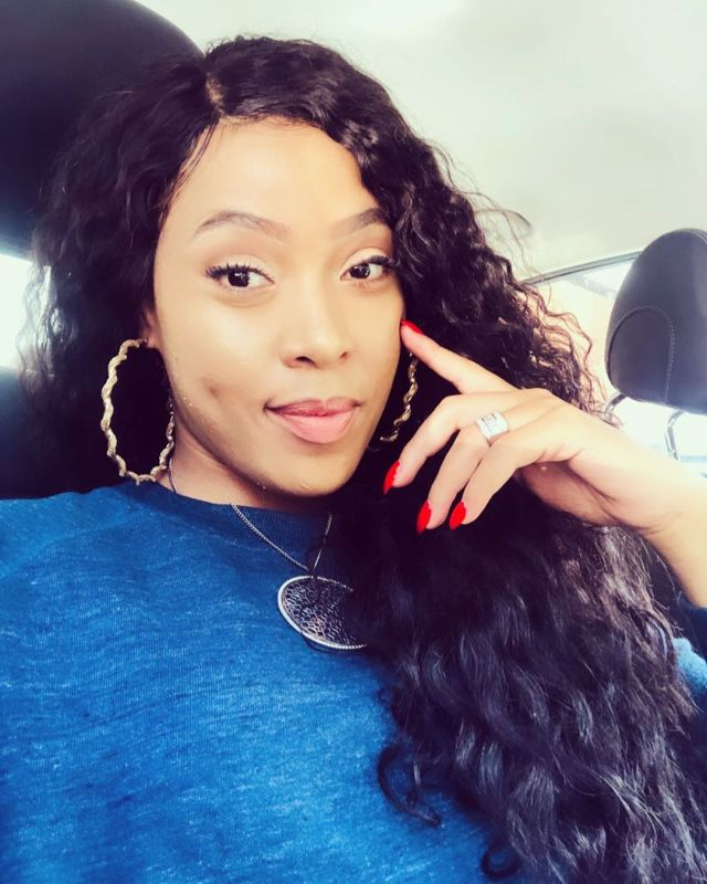 South African female celebs who found love in Zimbabwean men