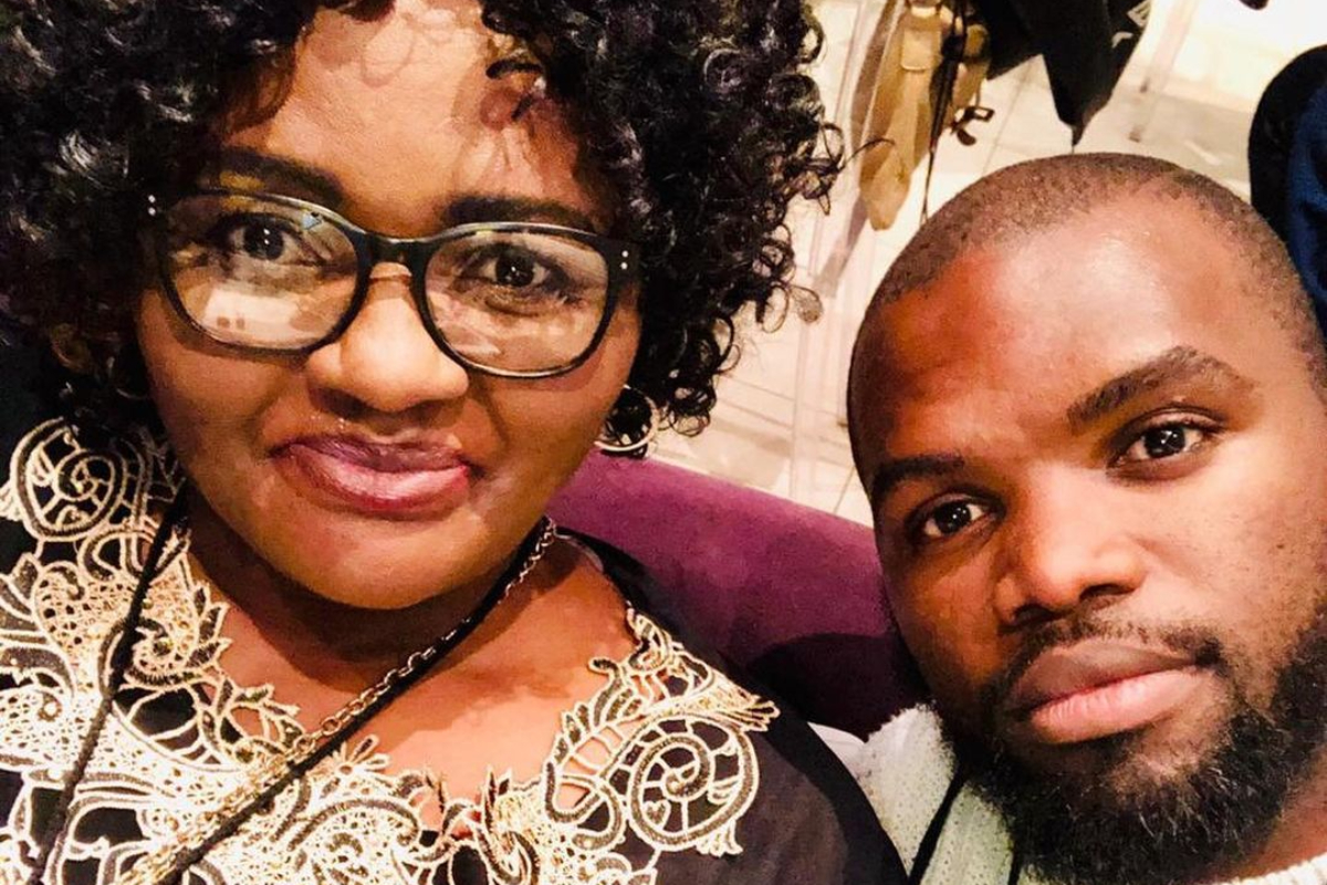 Actor Siv Ngesi Pens A Heartfelt Message To His Mom As She Celebrates Her Birthday