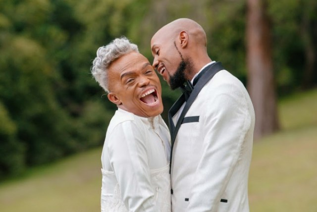 Somizi and hubby Mohale open up about their marriage, cheating scandal and secret pregnancy