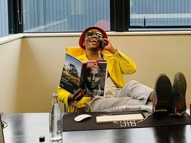 Idols SA Judge Somizi Sheds Light On How Much Money He Has