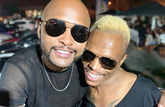 """Watch: """"It's been 16 years now & we're still going strong"""" – Vusi Nova speaks on dating Somizi"""