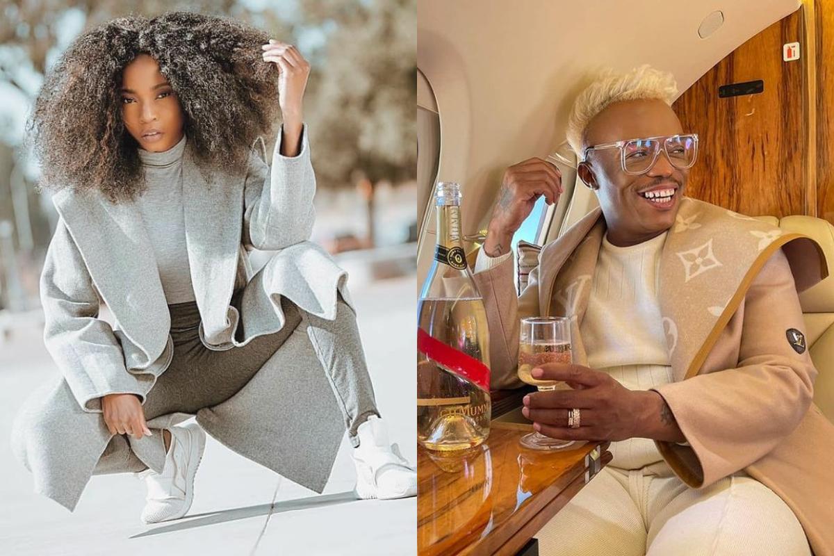 Idol SA judge Somizi Celebrates Daughter Bahumi's Birthday