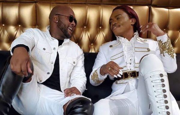 Where Somizi and Vusi Nova on a baecation?