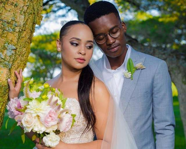 Hungani Ndlovu aka Romeo and his wife's age difference shocks Mzansi
