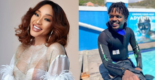MacG drags Thando Thabethe for being jealous