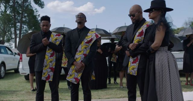 Tumi Laid To Rest #TheRiver1Magic