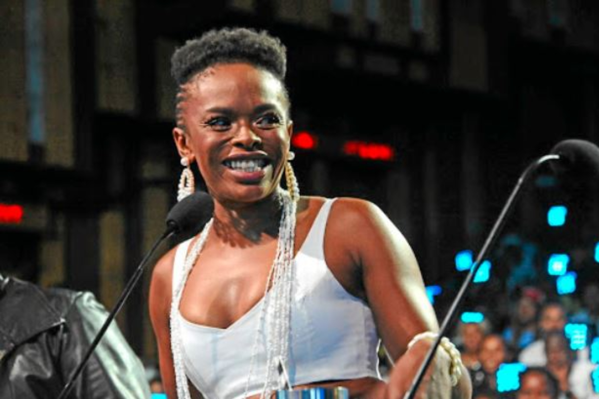 idol SA judge Unathi Nkayi Reflects On Her Weight Loss Journey