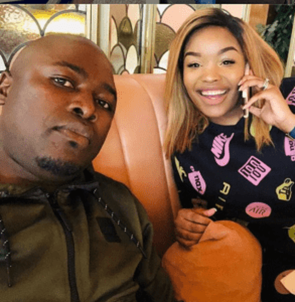 Twist As Warrant Of Arrest Is Issued For Zinhle's Husband