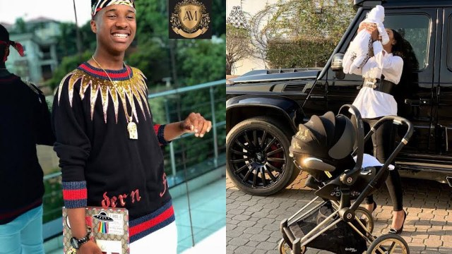 Age is nothing but a number – Mzansi Reacts to Andile Mpisane dating Sithelo Shozi