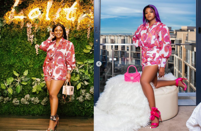 Boity Vs MaMkhize – Who Wore It Better: Photos