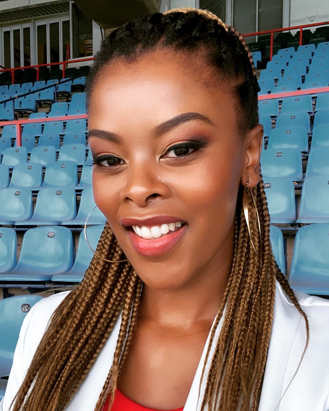 Motshidisi Mohono Pens Down Emotional Valentine's Day Message As She Remembers Her Late Dad