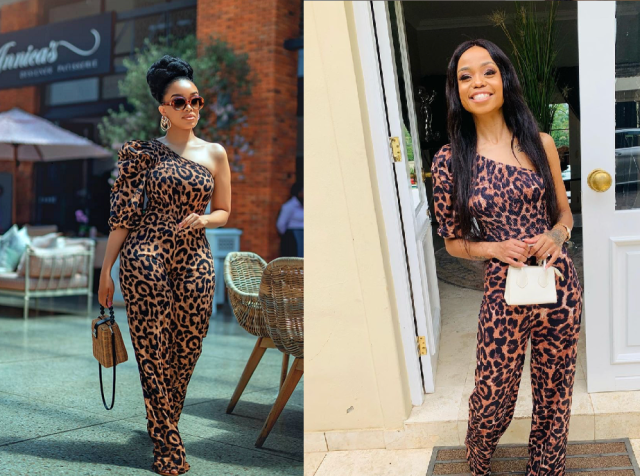 Pics: Dineo Langa Vs Lady Amar: Who Wore It Better?
