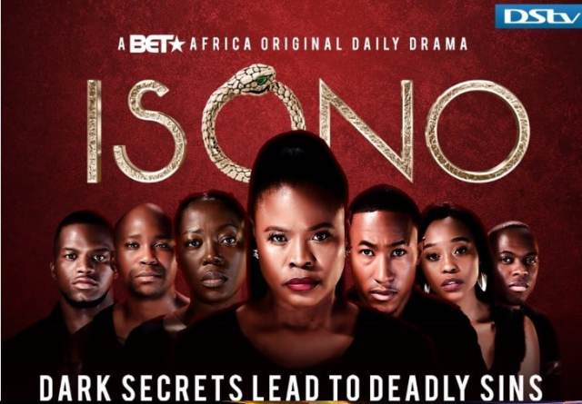 Actress Kgomotso Ditshwene joins Isono as Sophie