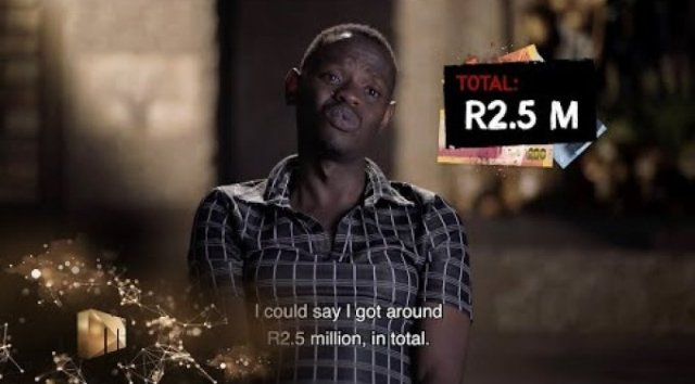 SA man, Eugene details how he spent his parents' R2.5 million inheritance on alcohol and women