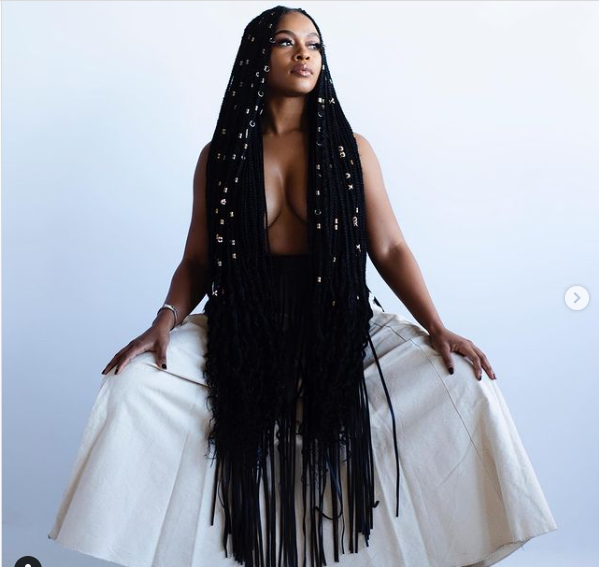 Nomzamo Mbatha Gives Hints On How One Can Be Successful