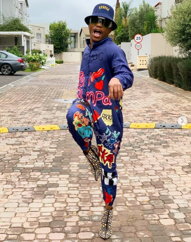 Watch: Somizi Mhlongo Vs Pasi Koetle – Who Wore It Better?
