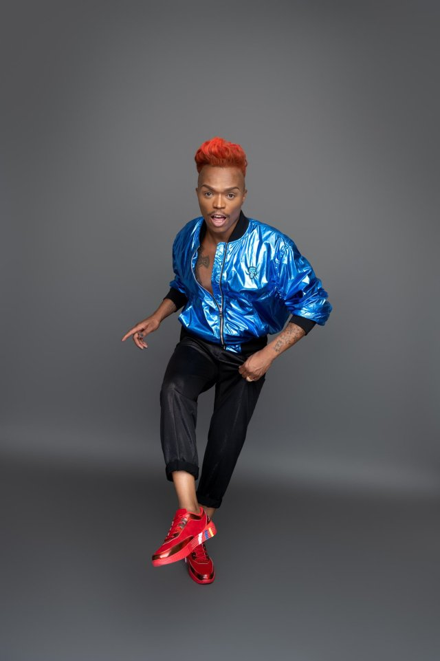 Somizi Joins The Mercedes The Benz Family