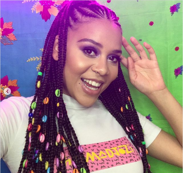 Sho Madjozi Claims Division In African Countries Are Result of Colonisation