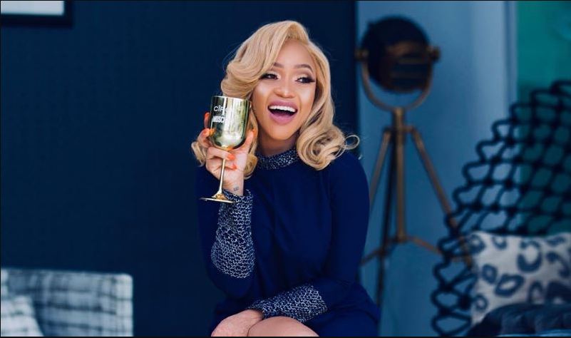Thando Thabethe, Desmond Dube And More ZAlebs Join Reyka