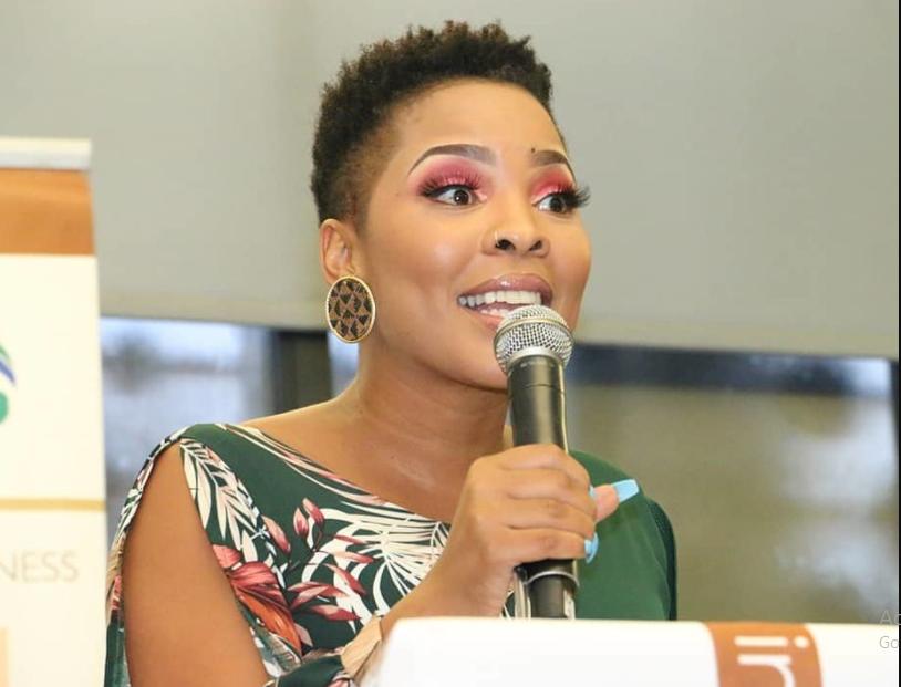 Masechaba Ndlovu Is Now A Sangoma!