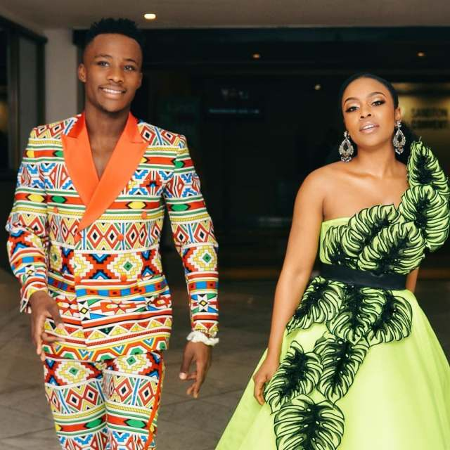Nomzamo Mbatha's brother Zamani Secures a Leading Role