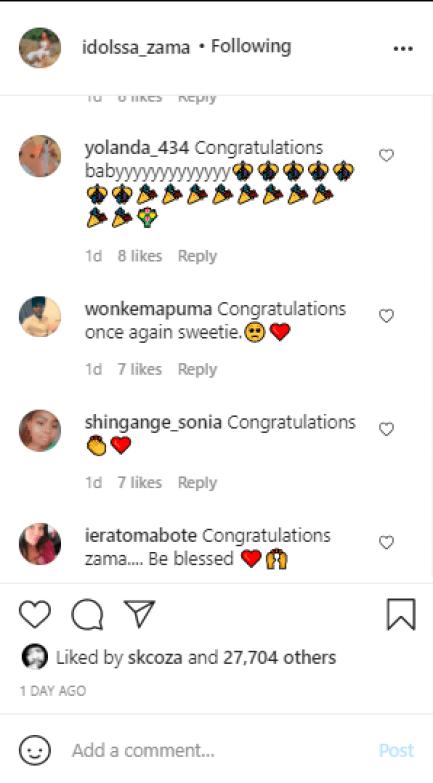 Idol SA Winner Zama Khumalo Receives Her Price Car