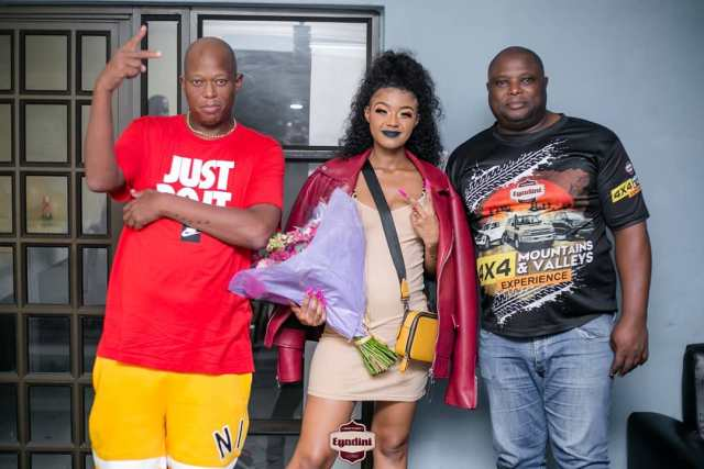 Babes Wodumo reveals her pregnancy – Photos
