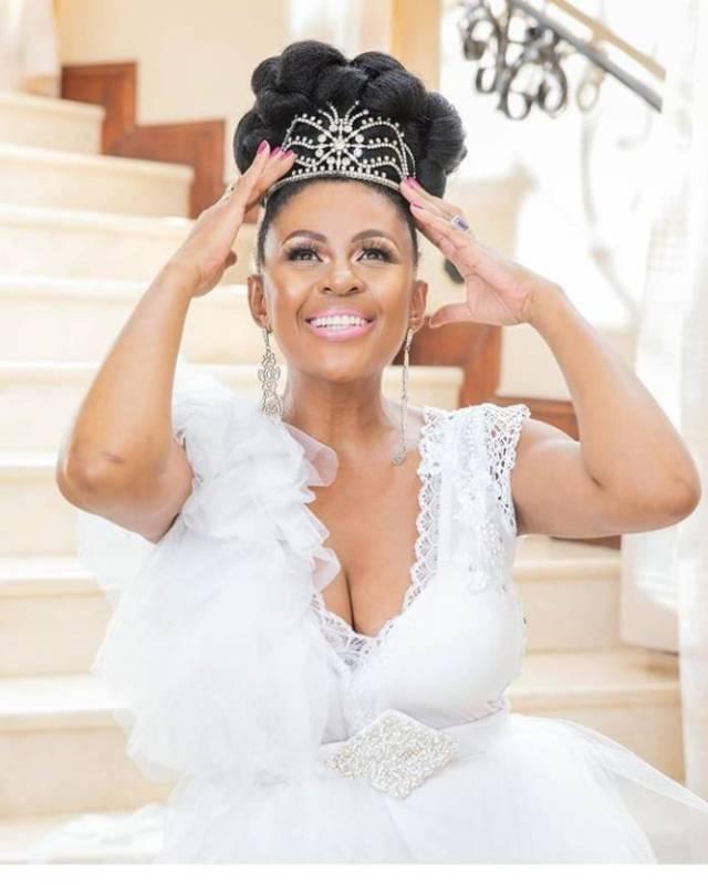 Basetsana Kumalo ready for her 47th birthday
