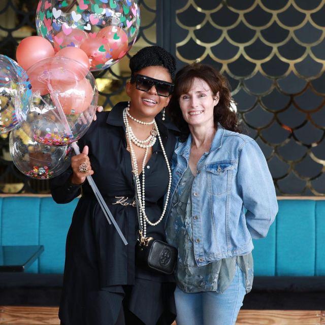 Inside Former Miss SA Basetsana Kumalo's 47th birthday – Photos