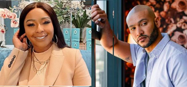 Boity Thulo and 'Legacy SA' actor Anton Jeftha dating?