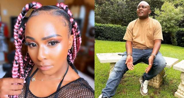 Either confess or let your lawyers handle this, Boity Thulo lashes at Euphonik