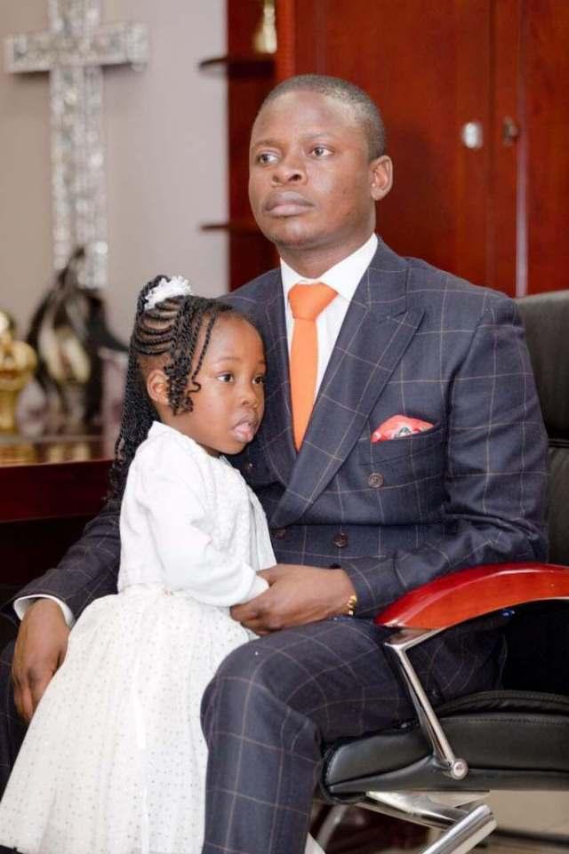 Prophet Shepherd Bushiri's daughter has died