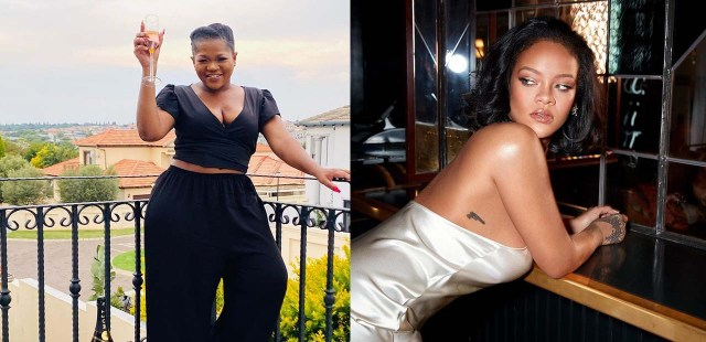 Busiswa breathes fire after American popstar Rihanna stole her song – Video