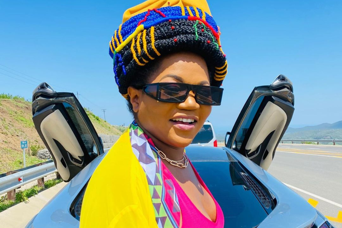 """""""I'm Now Looking For A Billionaire To Marry"""" – Busiswa Reveals"""