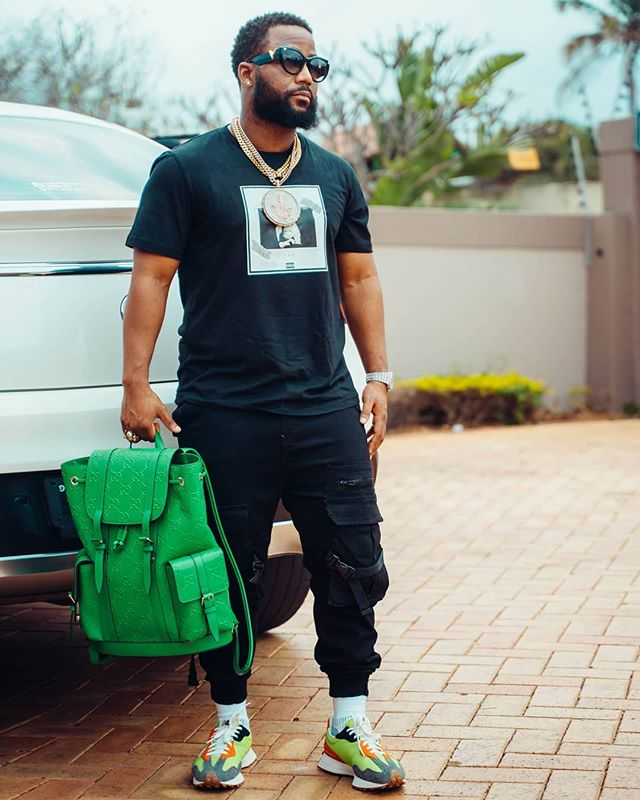 Fans offer to pay for Cassper Nyovest's music video