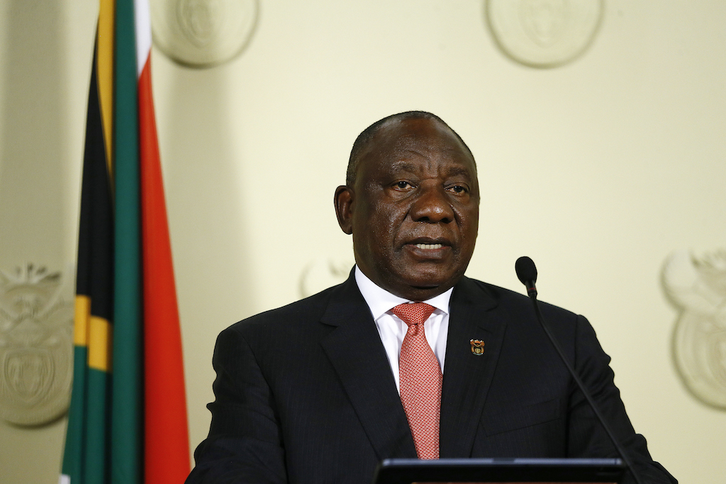 Read President Ramaphosa's Easter Message To South Africans
