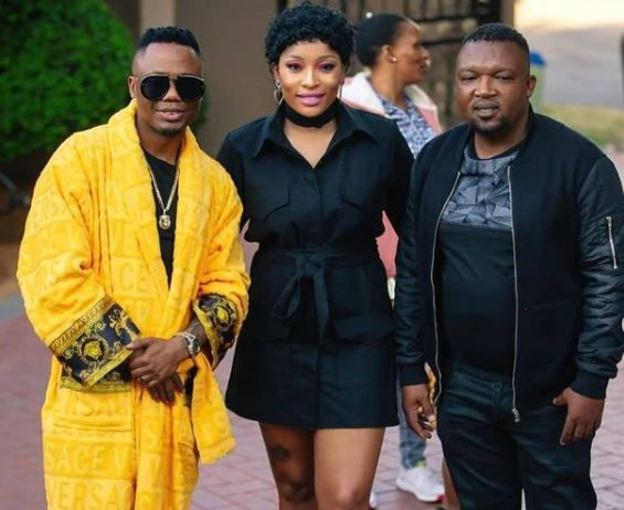 DJ Tira and wife mourn death of a loved one