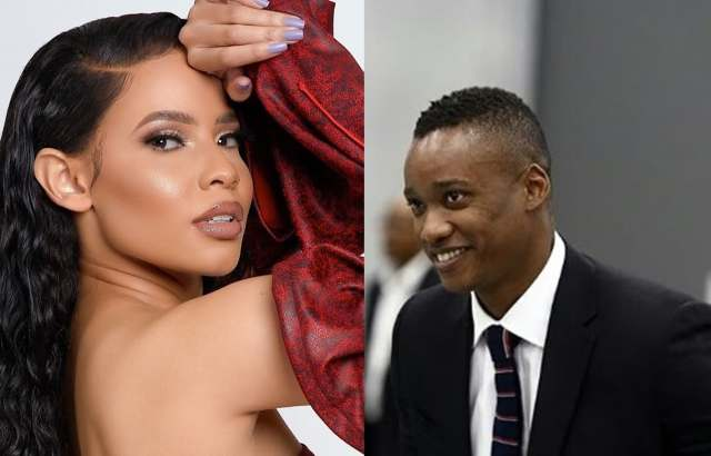Thulisile Phongolo rubbishes pregnancy rumours