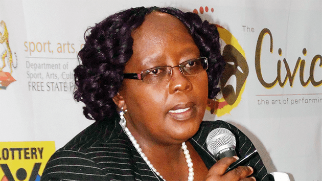 Former Trade and Industry deputy minister, Elizabeth Thabethe has died