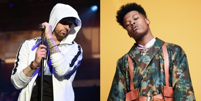 Nasty C begs Eminem for forgiveness