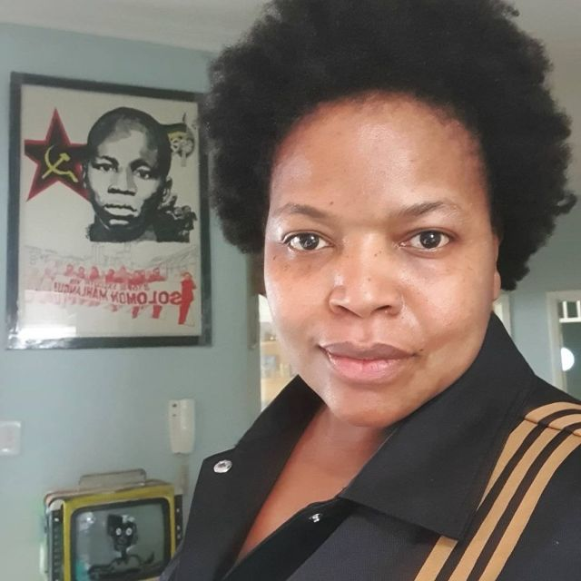 Actress Florence Masebe defends cultural activist kicked out of store