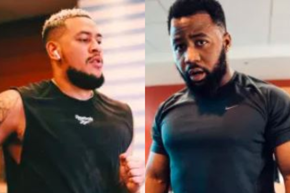 Cassper Vows To Punish AKA In The Ring One Day