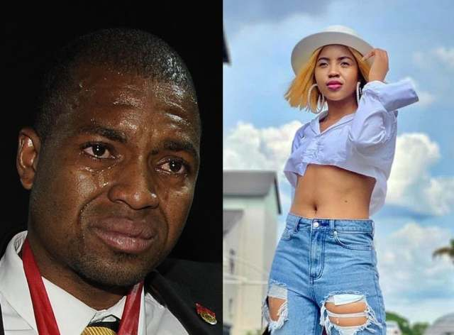 Suspect arrested in the murder of Itu Khune's sister