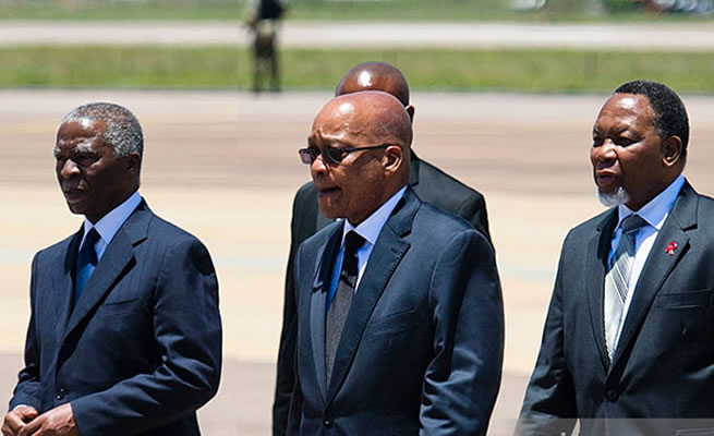 South Africa's former president now broke, faces jail for failing to pay child maintenance