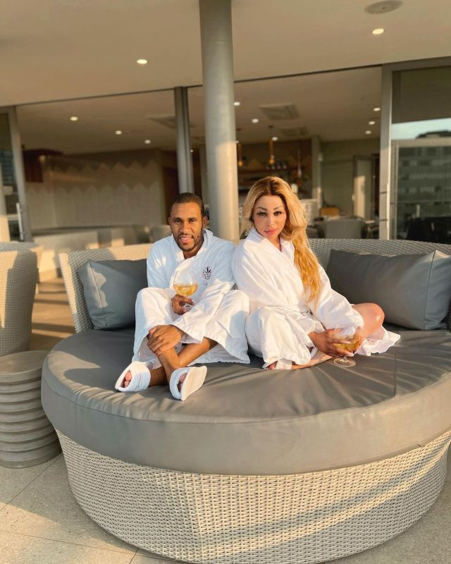 Khanyi Mbau to tie the knot with her Zim boyfriend Kudzai Mushonga