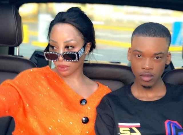 The cause of death of Khanyi Mbau's boy revealed