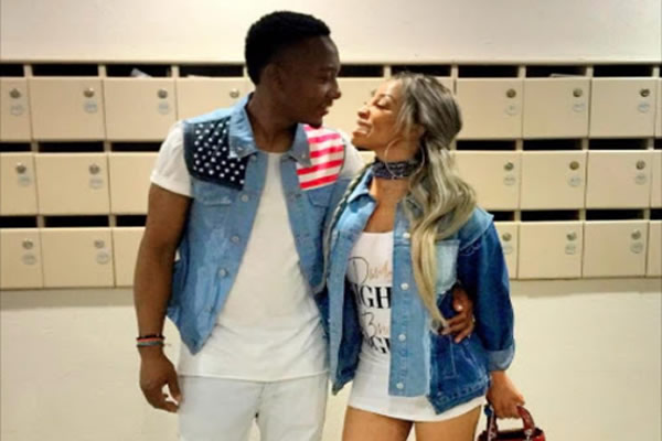I don't know how I lost her; Khanyi Mbau's ex Tebogo cries as her bae pays R1 MILLION lobola (VIDEO)